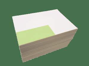 נייר חלק לצ'קים 10,000 יחידות